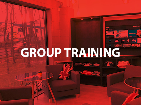 Group Personal Training at Absolute Training & Nutrition