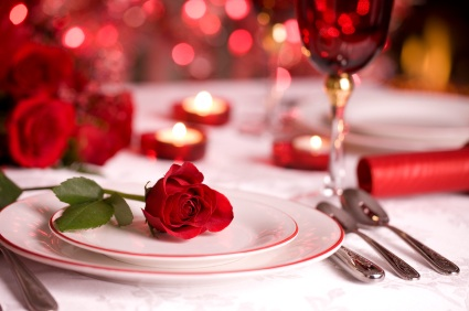 Valentine's 3-course Meal