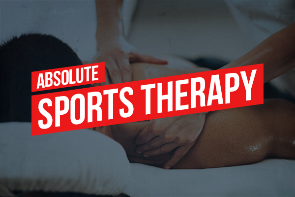 Absolute sports therapy