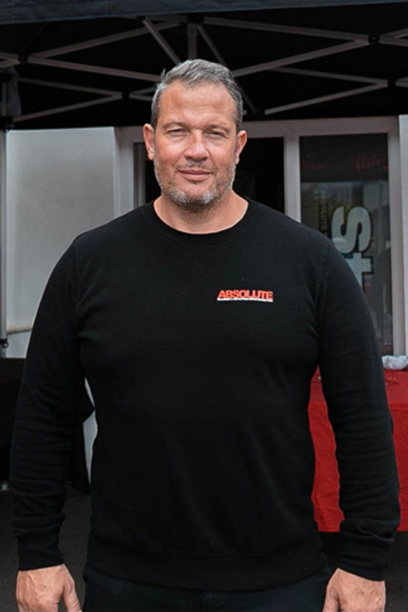 Wayne Larger, Owner and Founder of Absolute