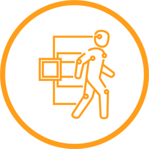 Body Composition Data Icon for Fit3D Body Scanner