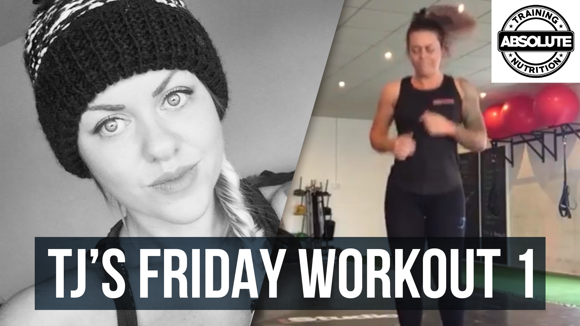 TJ Friday Workout 1