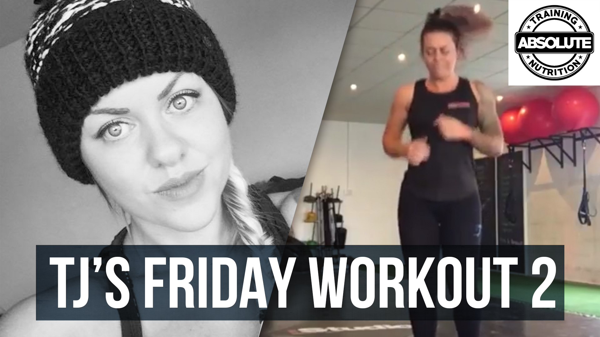 TJ Friday Workout 2